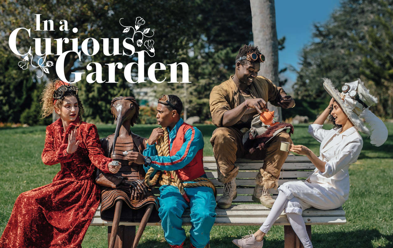 Mixit Summer 2020 : In a Curious Garden